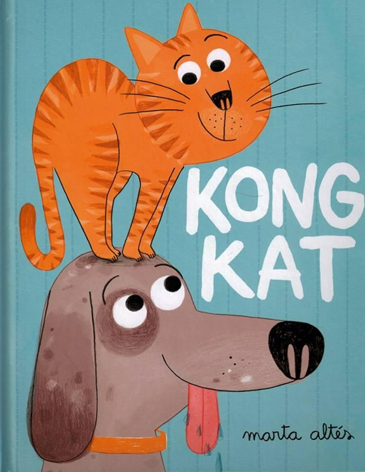 Kong kat af Marta Altés