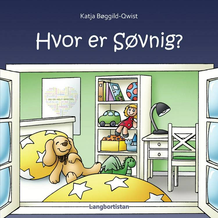 Hvor er Søvnig? af Katja Bøggild-Qwist