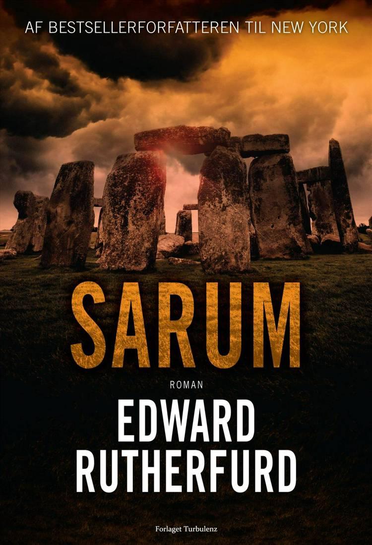 Sarum af Edward Rutherfurd