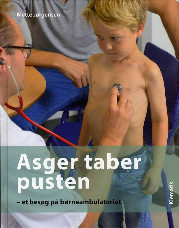Asger taber pusten af Mette Jørgensen
