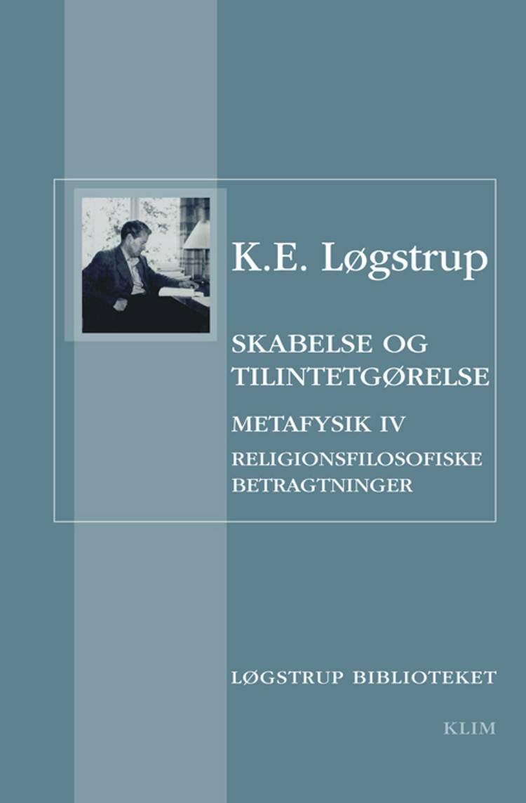 Skabelse og tilintetgørelse af K. E. Løgstrup