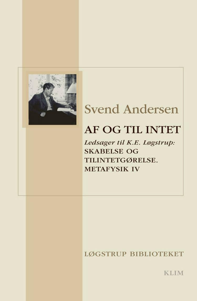 Af og til intet af Svend Andersen