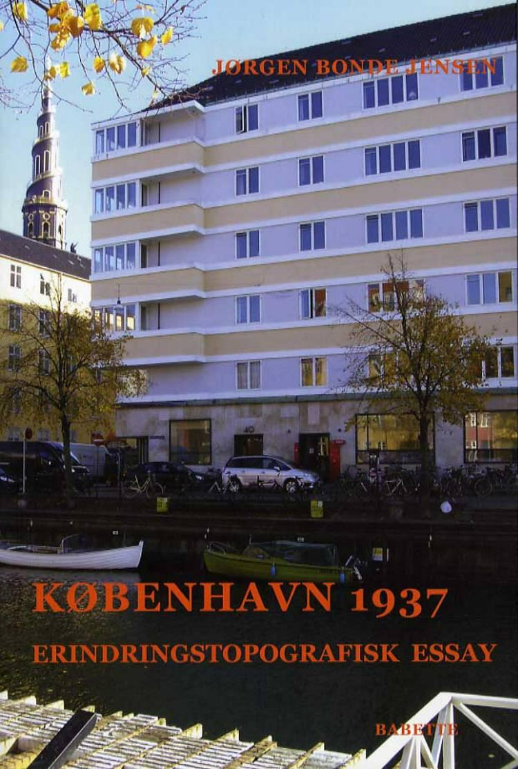 København 1937 af Jørgen Bonde Jensen