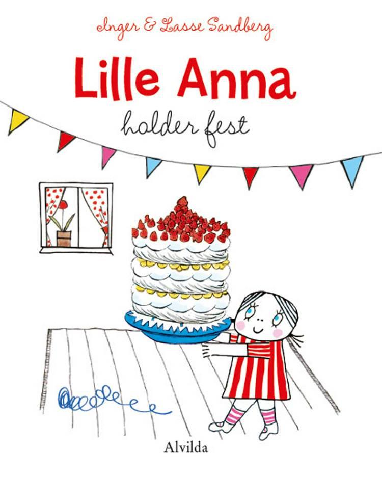 Lille Anna holder fest af Inger Sandberg og Lasse Sandberg