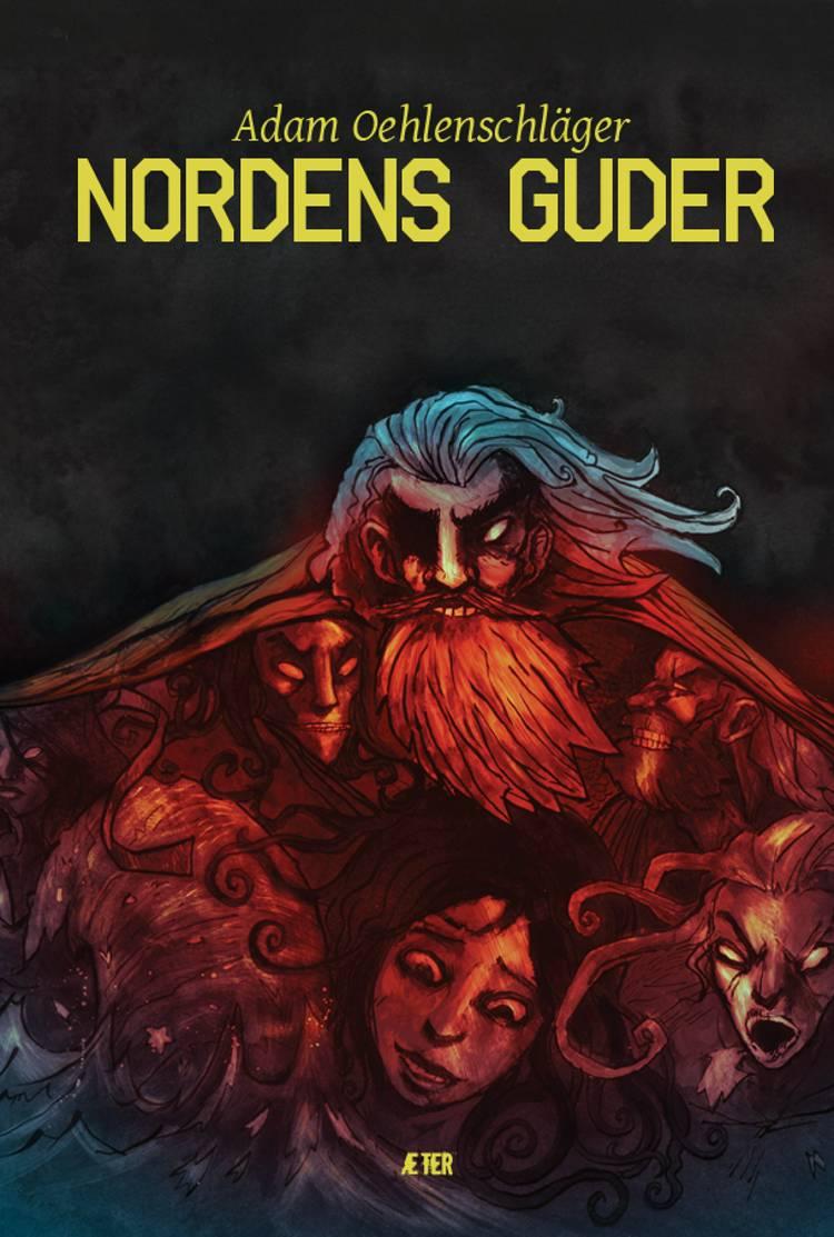 Nordens guder af Adam Oehlenschläger