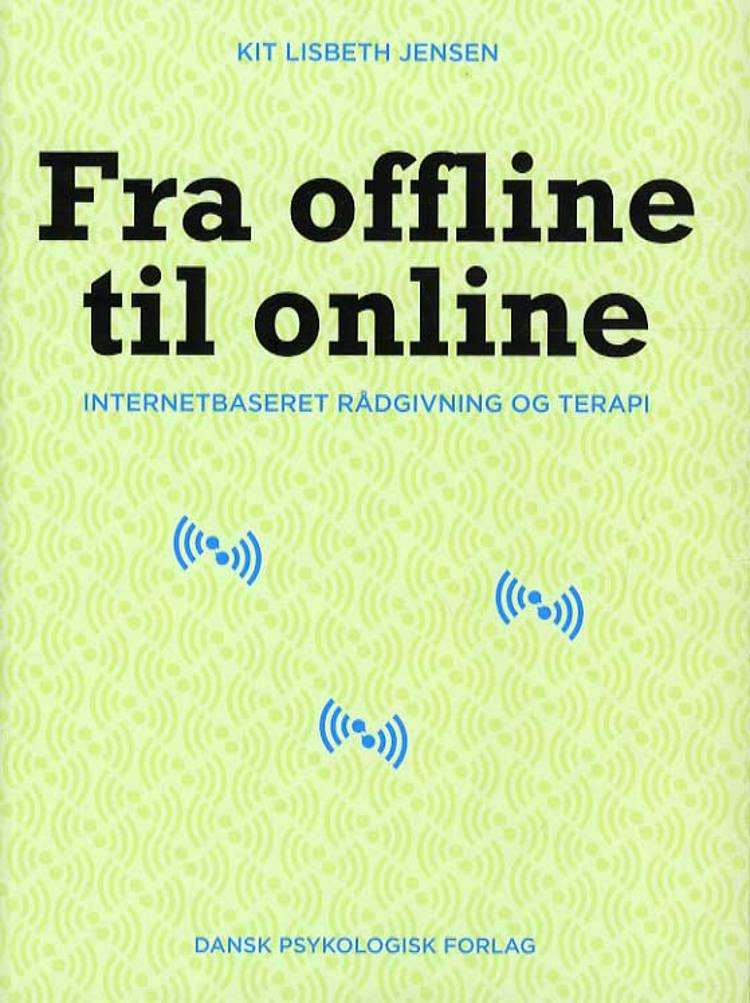 Fra offline til online af Kit Lisbeth Jensen