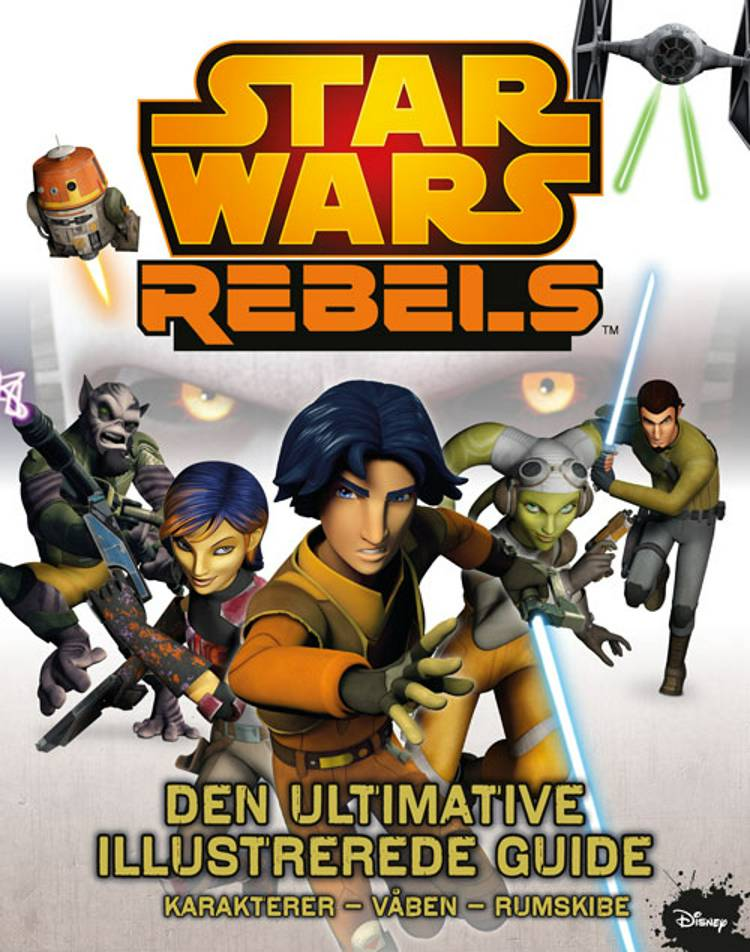 Star wars rebels af Adam Bray