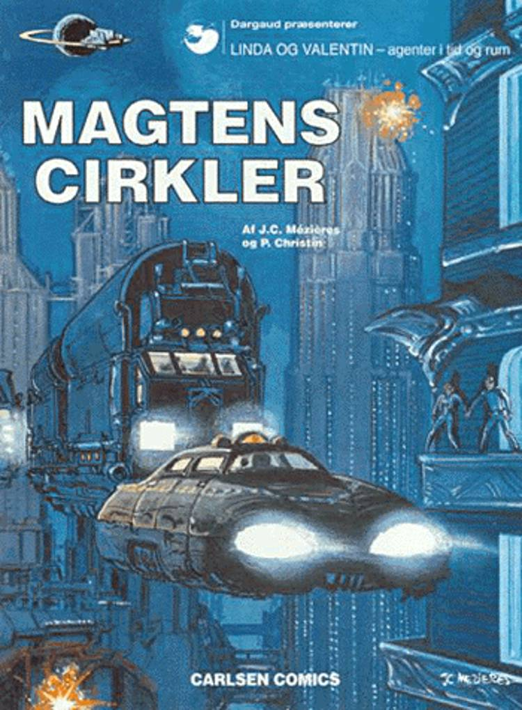 Magtens cirkler af Pierre Christin