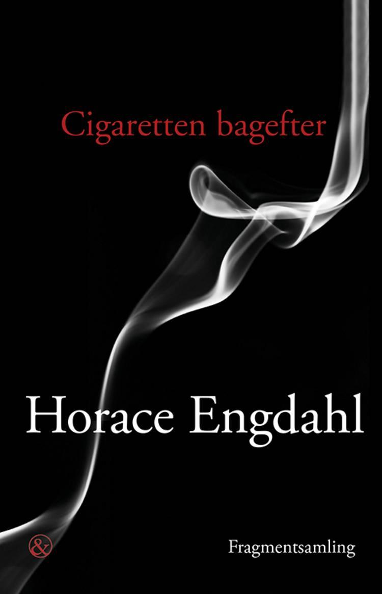 Cigaretten bagefter af Horace Engdahl