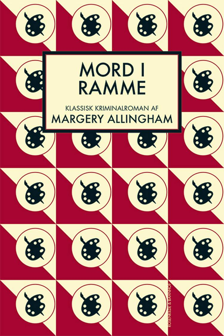 Mord i ramme af Margery Allingham
