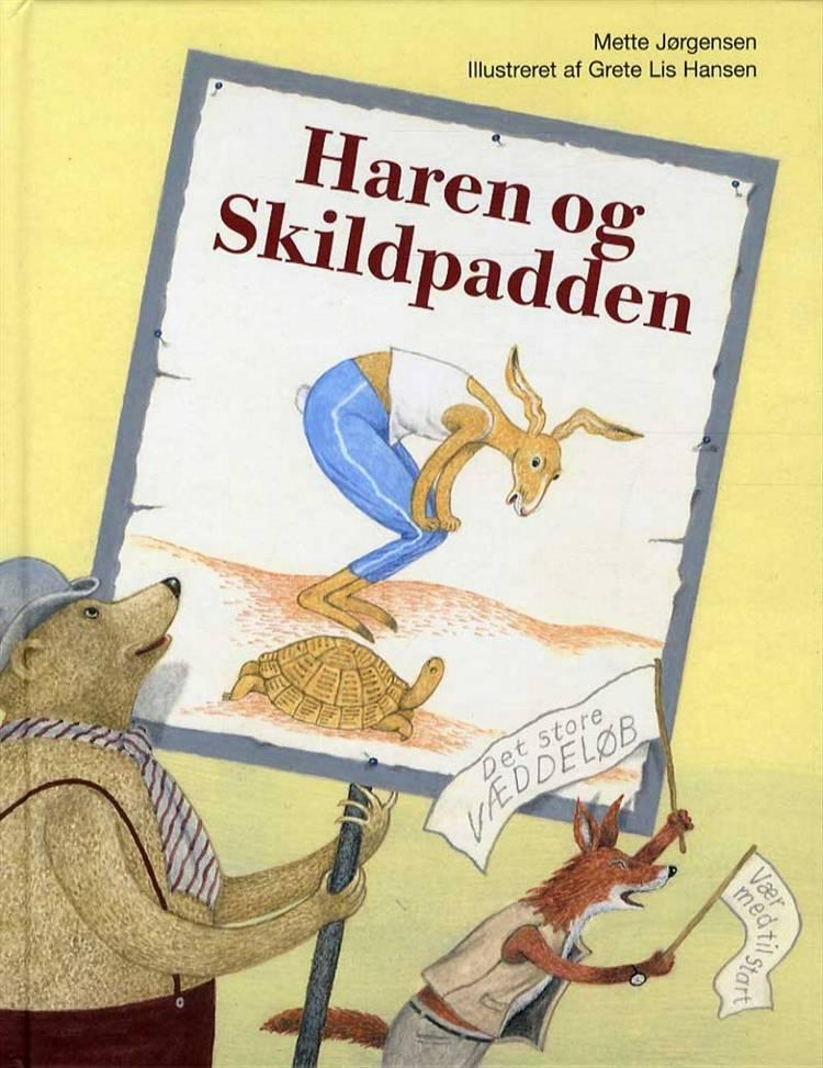 Haren og Skildpadden af Mette Jørgensen