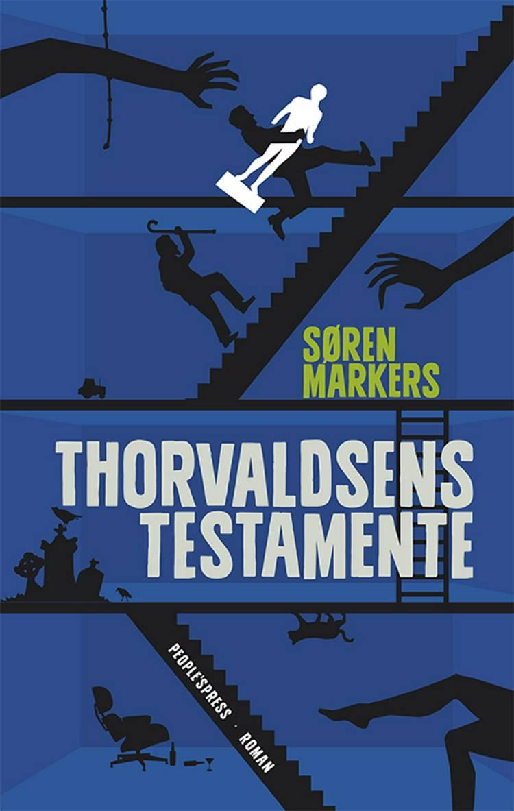 Thorvaldsens testamente af Søren Markers