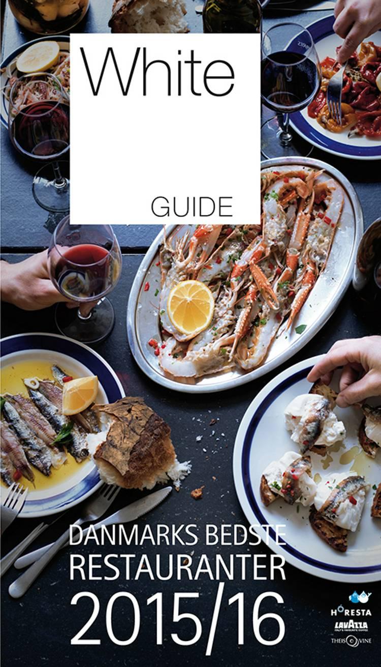 Danmarks bedste restauranter 2015/16