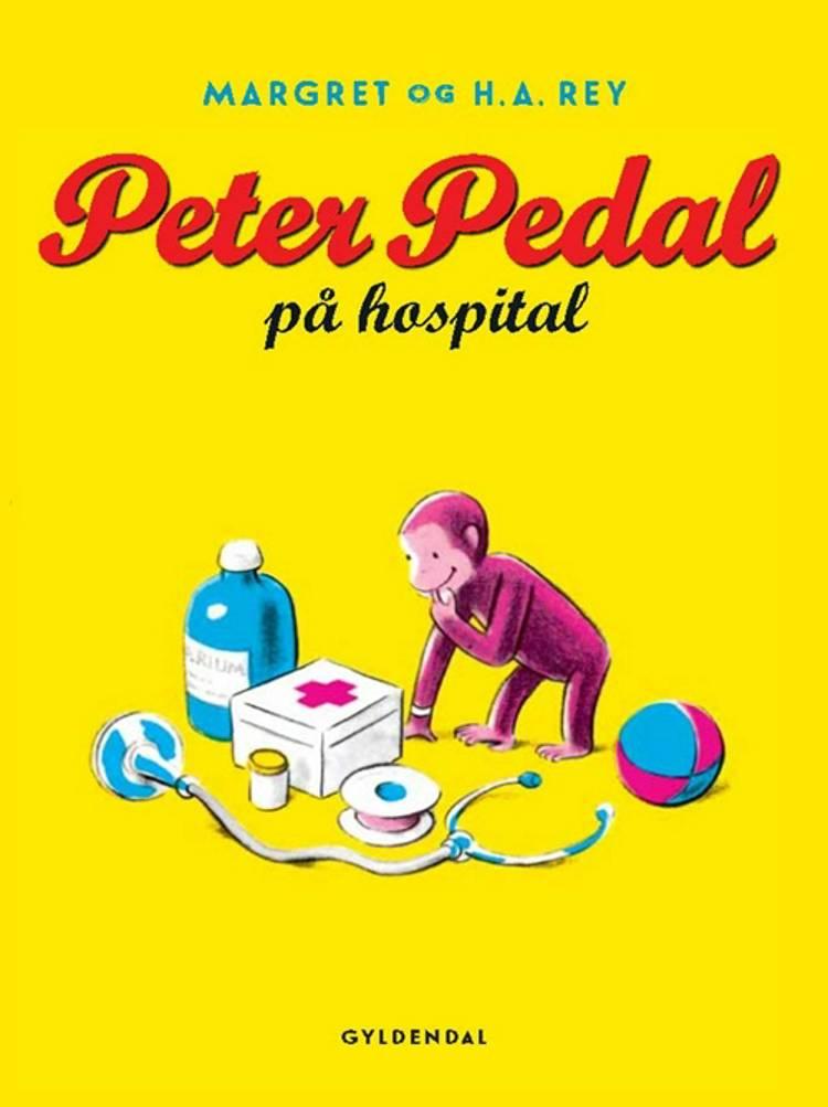 Peter Pedal på hospital af H.A. Rey og Margret Rey