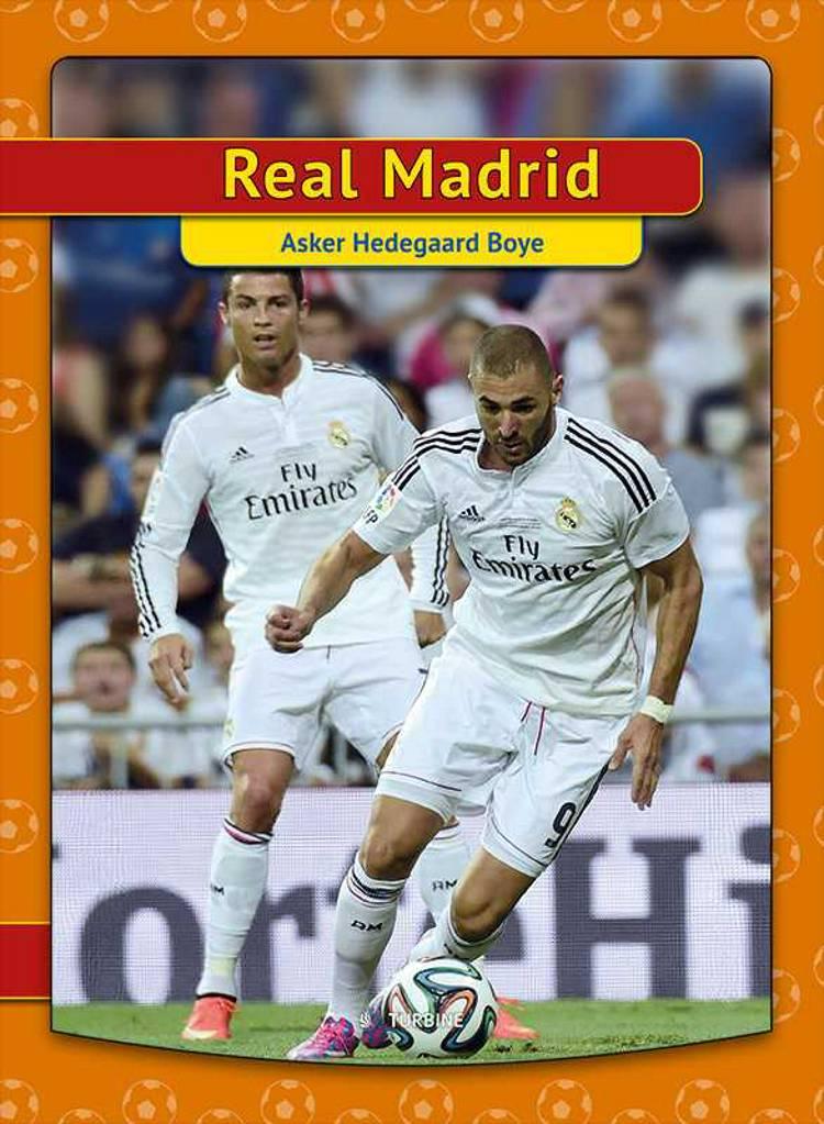 Real Madrid af Asker Hedegaard Boye