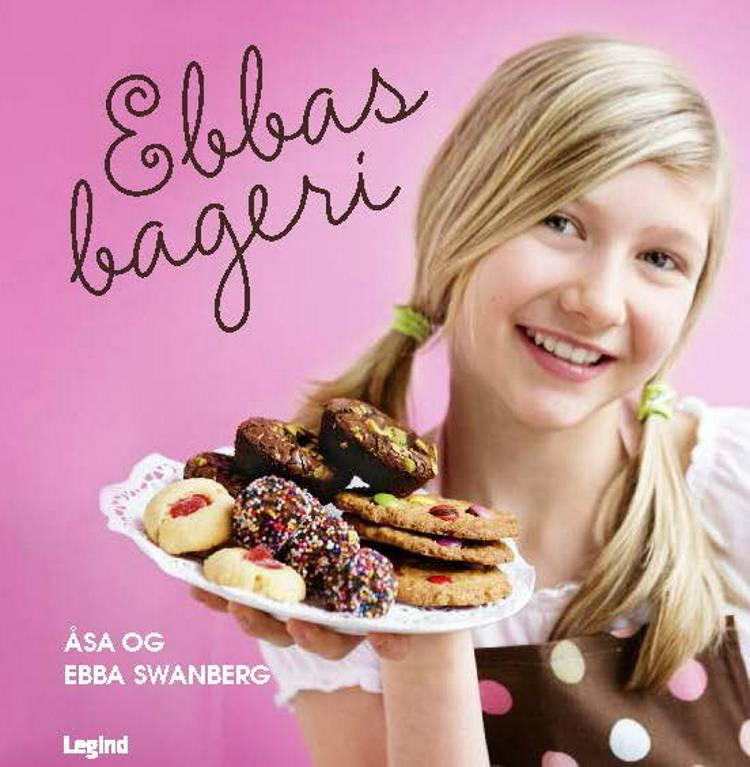 Ebbas bageri af Åsa Swanberg og Ebba Swanberg