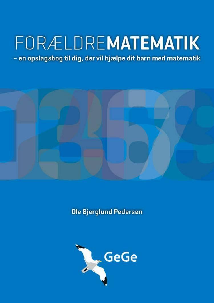 Forældrematematik af Ole Bjerglund Pedersen