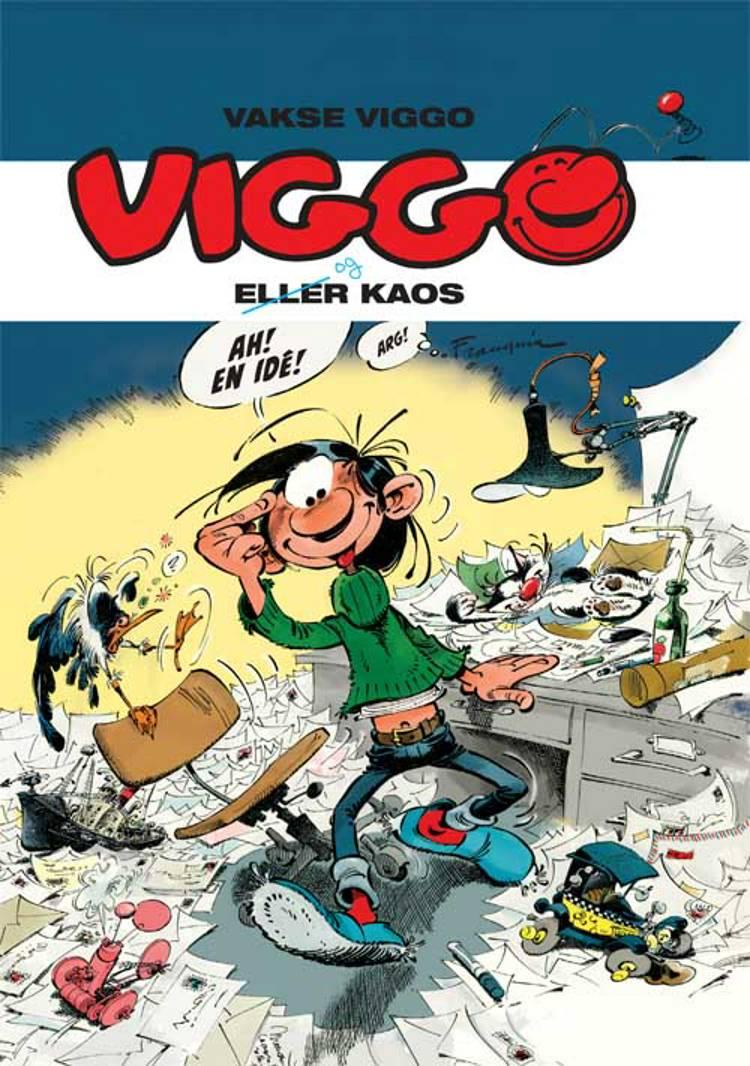 Viggo og/eller kaos af André Franquin