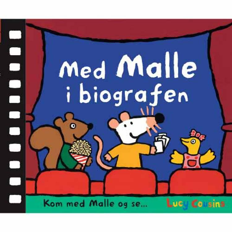 Med Malle i biografen af Lucy Cousins