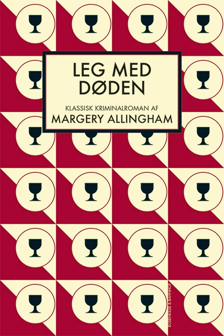 Leg med døden af Margery Allingham