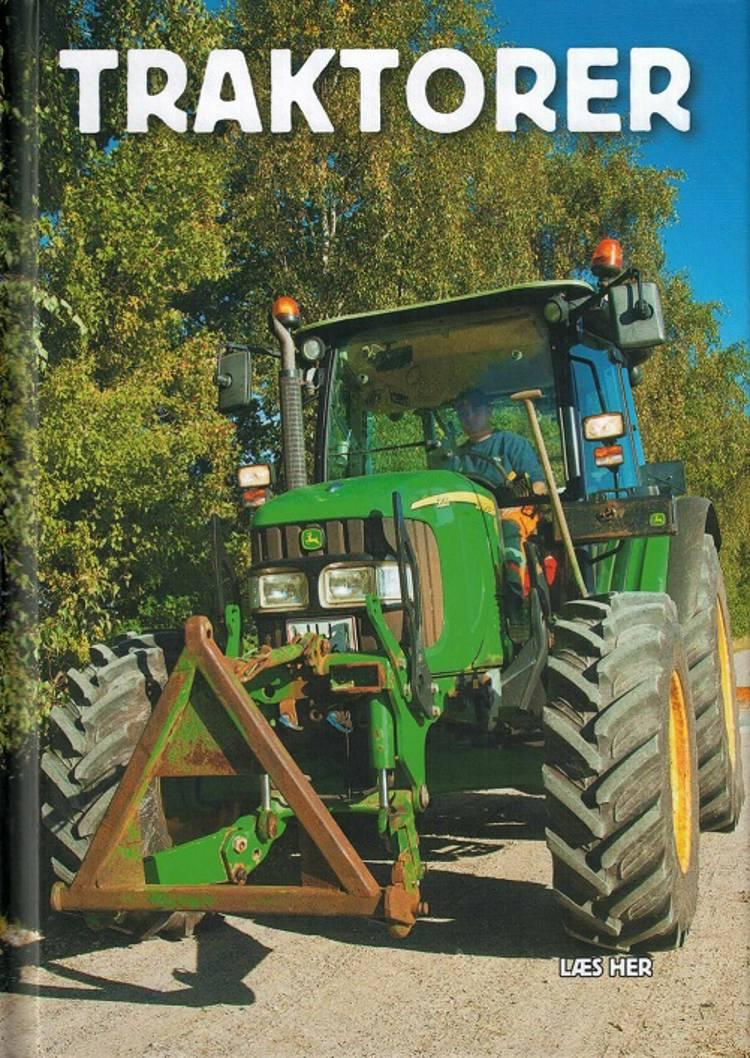 Traktorer af Ole Steen Hansen