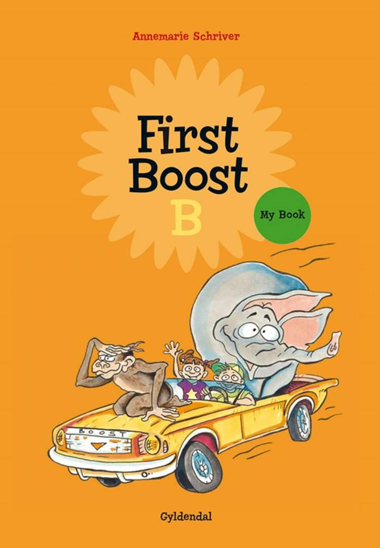 First Boost B af Annemarie Schriver