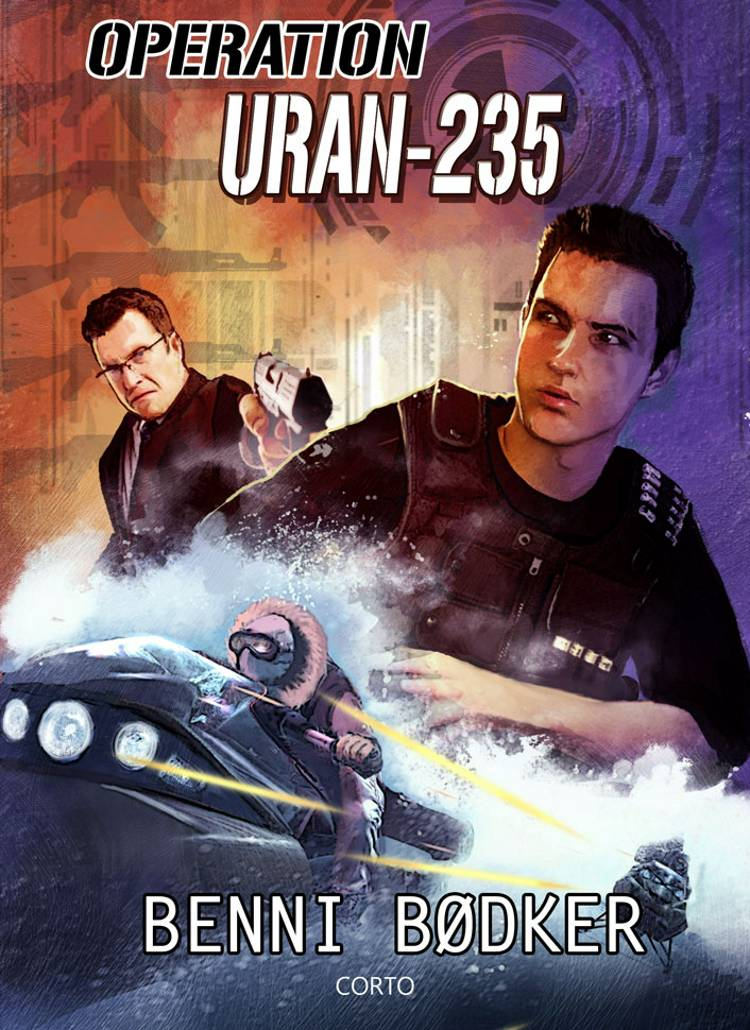 Uran-235 af Benni Bødker