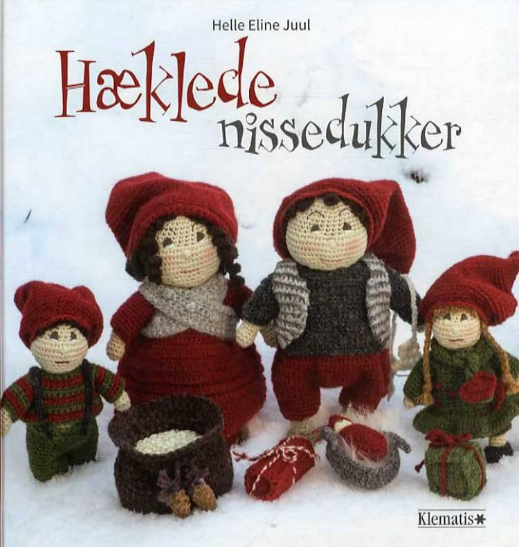 Hæklede nissedukker af Helle Eline Juul