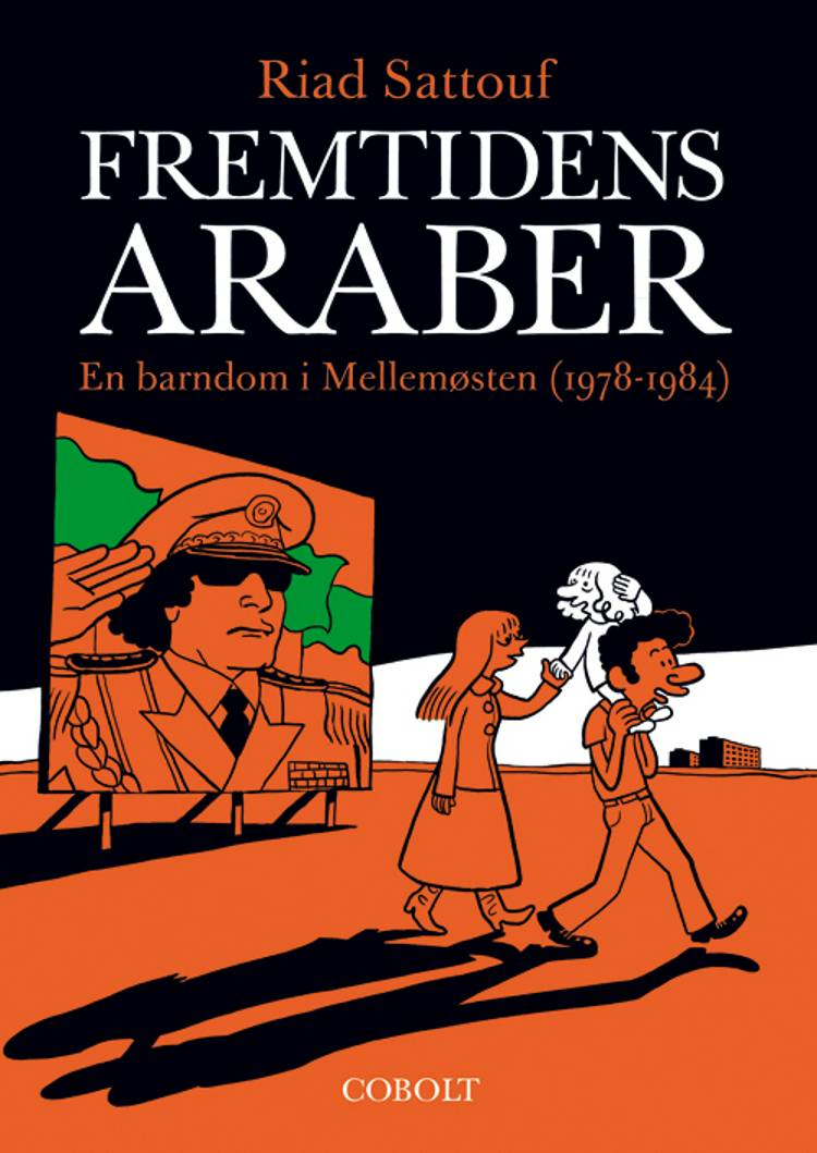 Fremtidens araber af Riad Sattouf