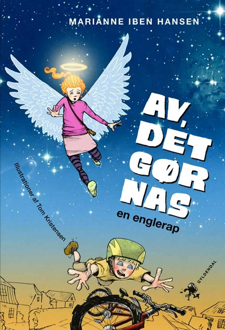 Av, det gør nas af Marianne Iben Hansen