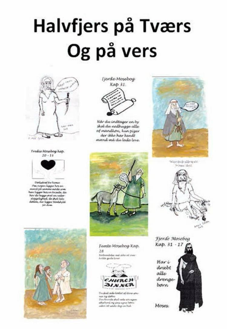 Halvfjerds på tværs og på vers af Erik Lützen