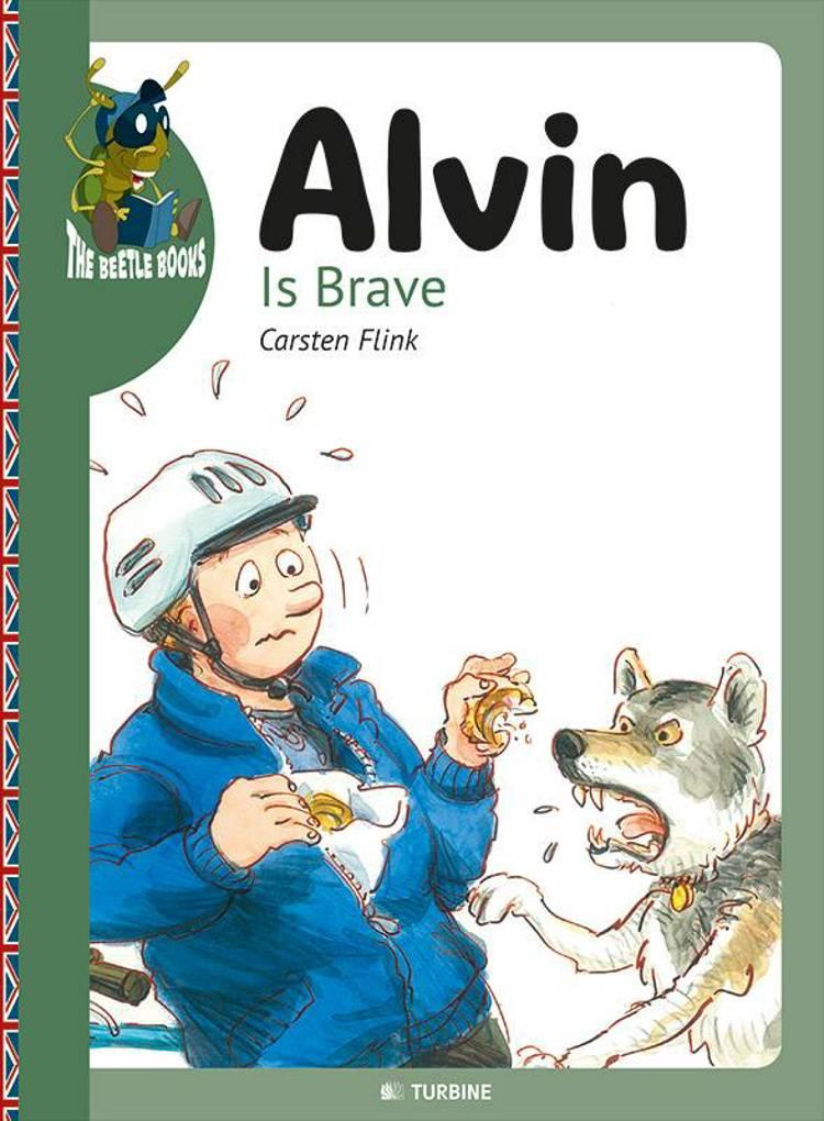 Alvin is brave af Carsten Flink