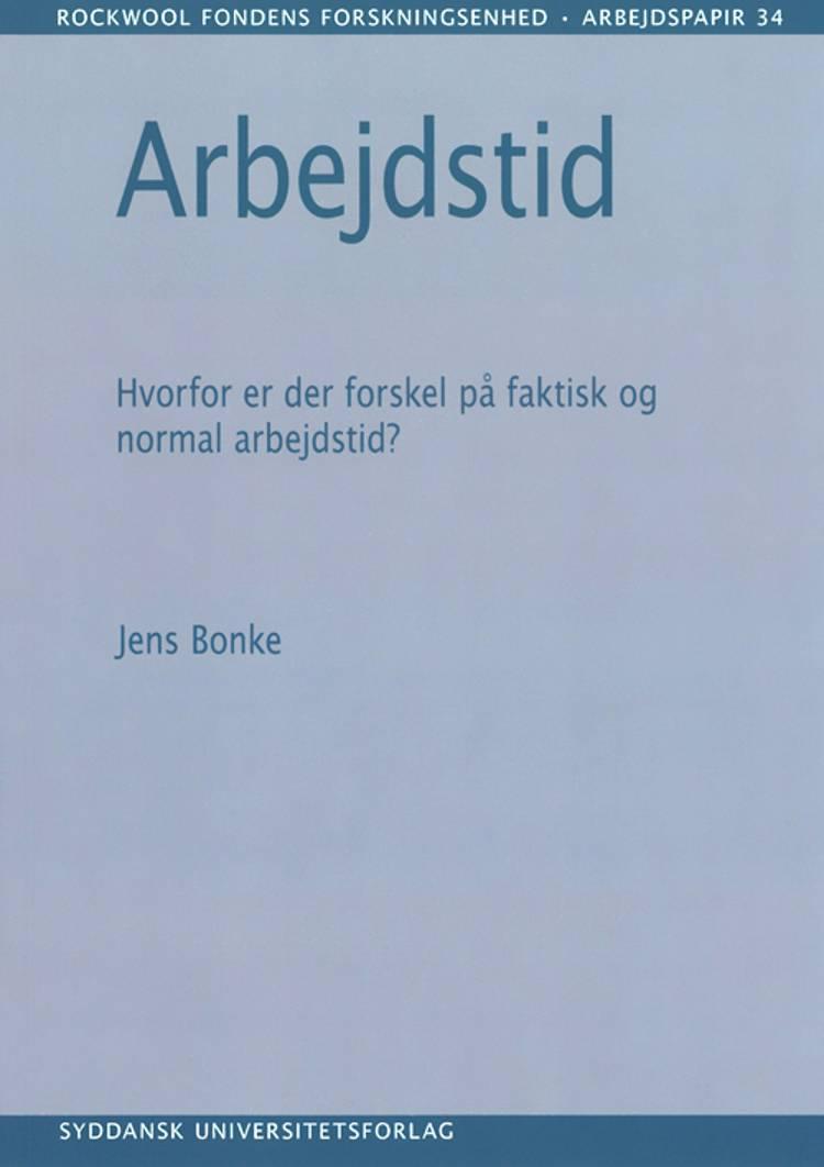Arbejdstid af Jens Bonke