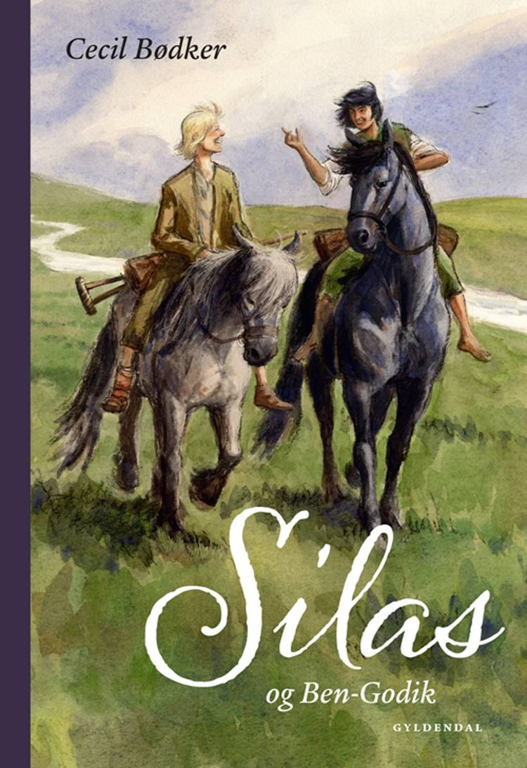 Silas og Ben-Godik af Cecil Bødker