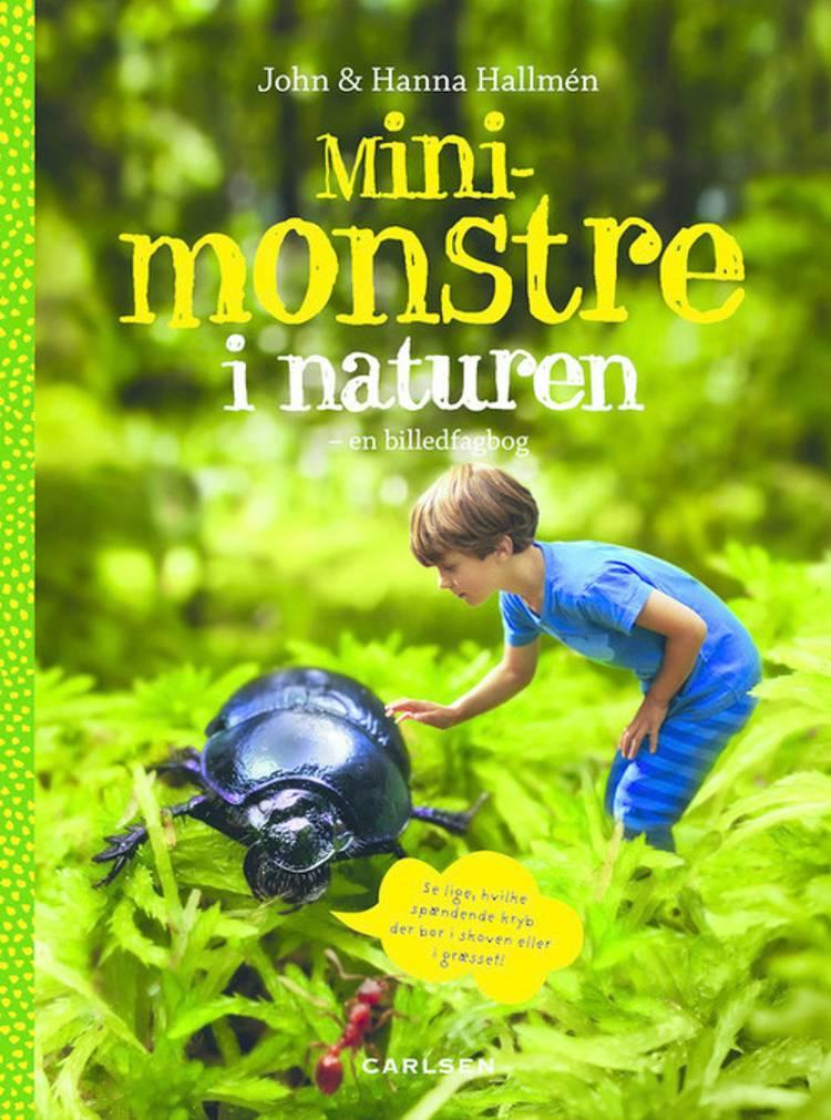 Minimonstre i naturen af John Hallmén og Hanna Hallmén