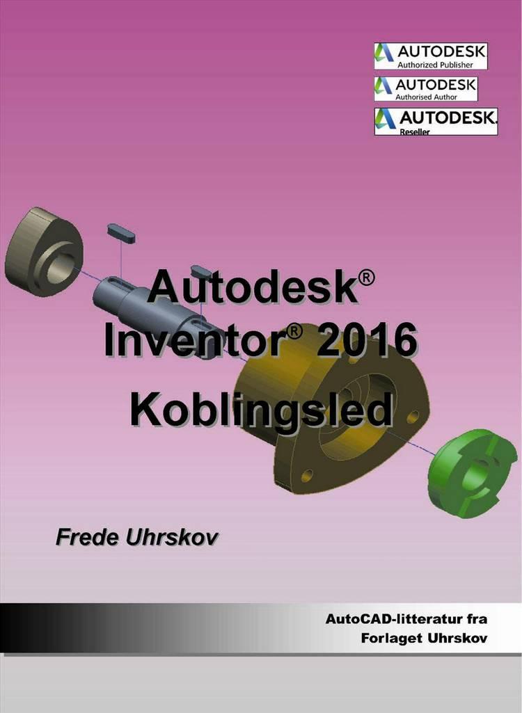 Inventor 2016 - koblingsled af Frede Uhrskov