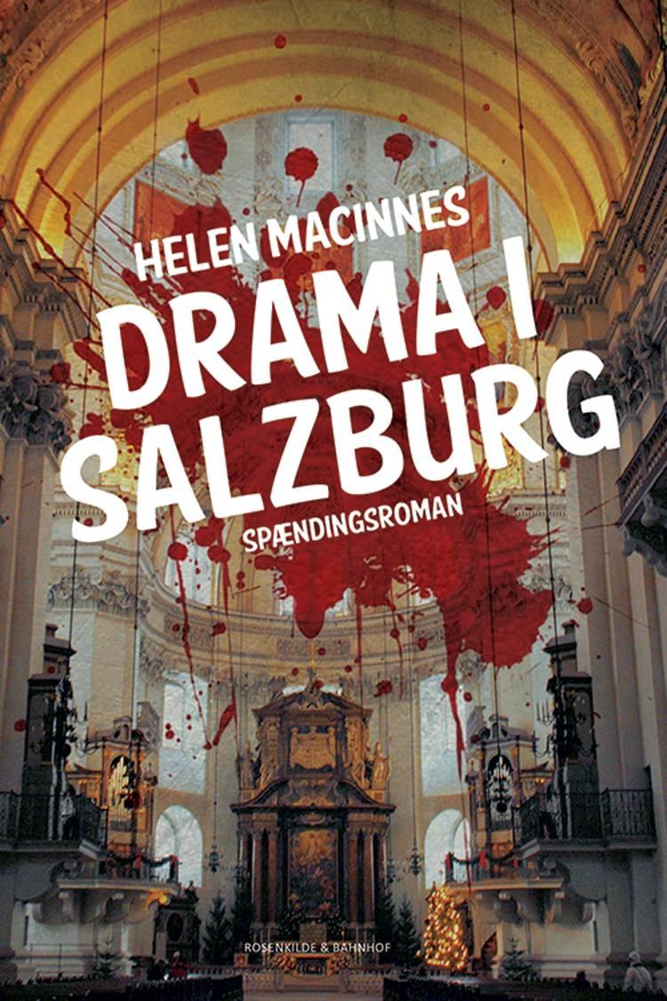Drama i Salzburg af Helen MacInnes og Helen Macinnes