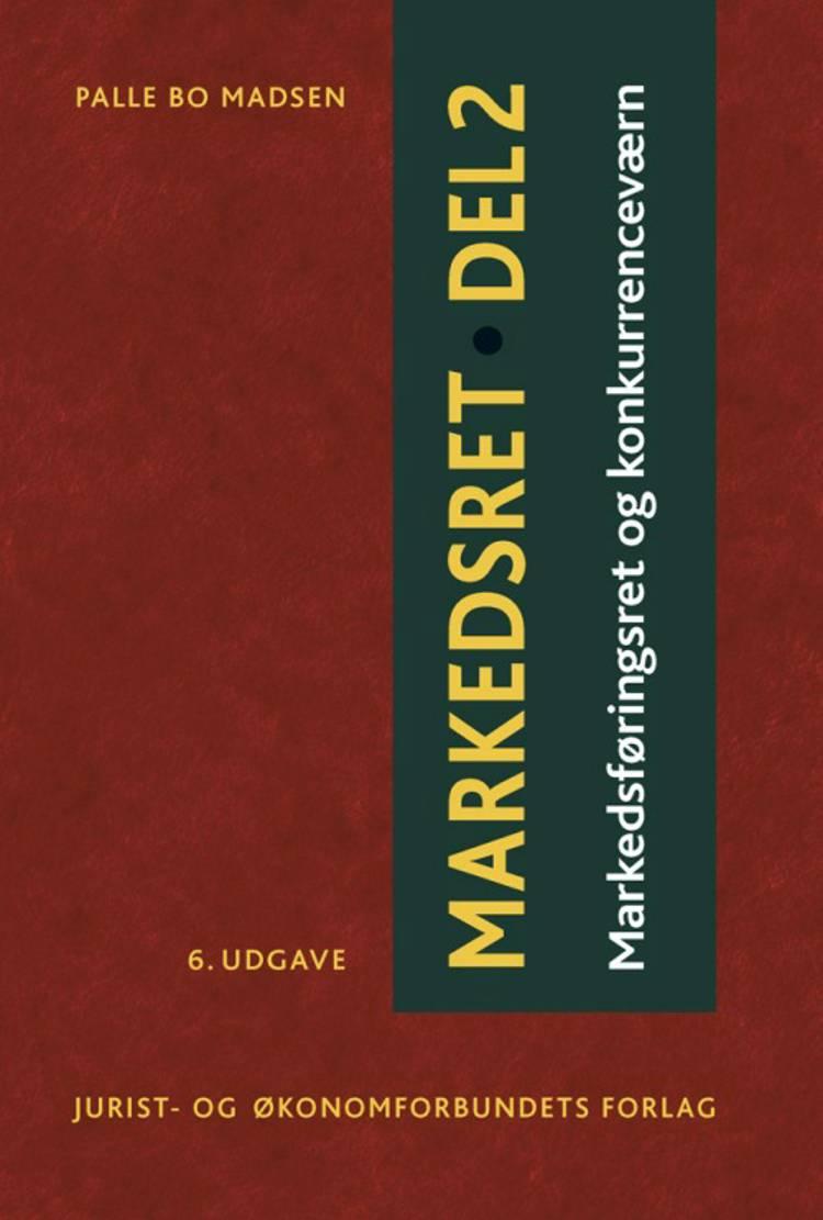 Markedsret af Palle Bo Madsen, Madsen P og Madsen Palle Bo