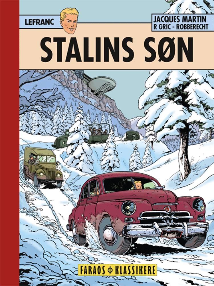 Stalins søn af Jacques Martin, Thierry Robberecht og Thierry Robberrecht m.fl.