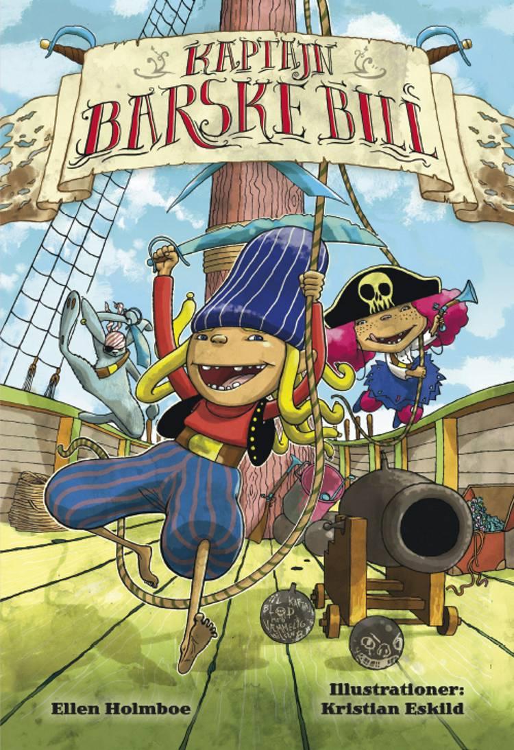 Kaptajn Barske Bill af Ellen Holmboe