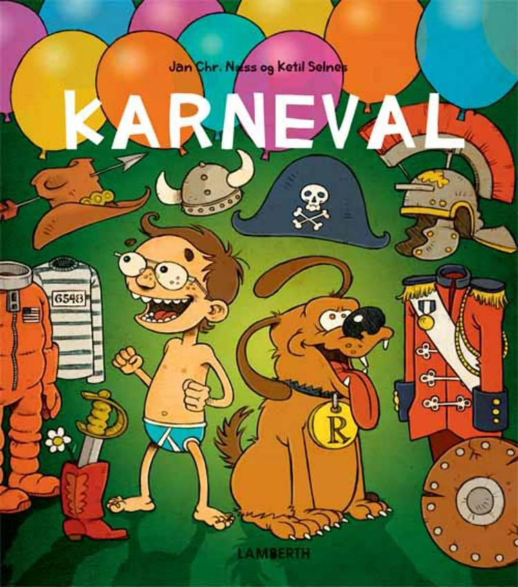 Karneval af Jan Chr. Næss