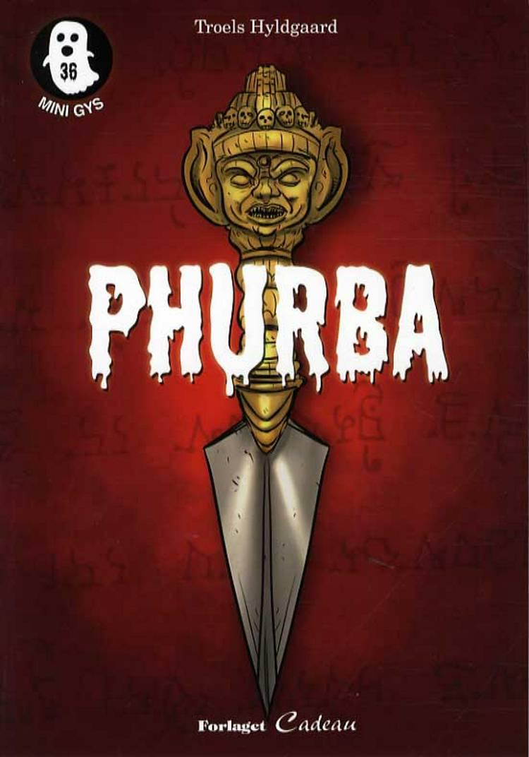Phurba af Troels Hyldgaard