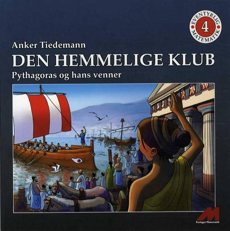 Den hemmelige klub af Anker Tiedemann