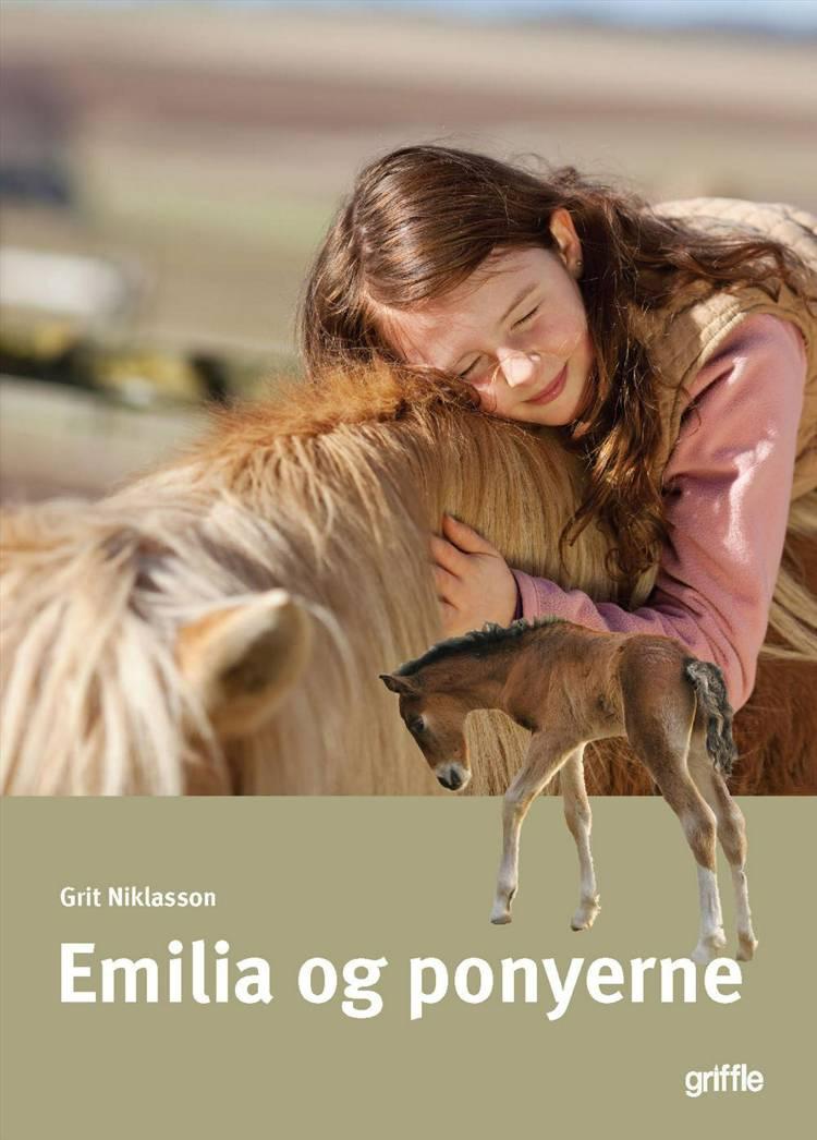 Emilia og ponyerne af Grit Niklasson