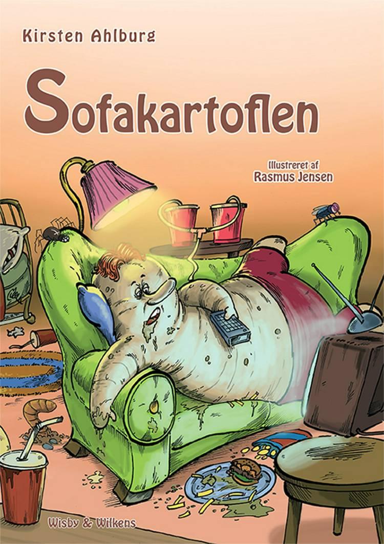 Sofakartoflen af Kirsten Ahlburg