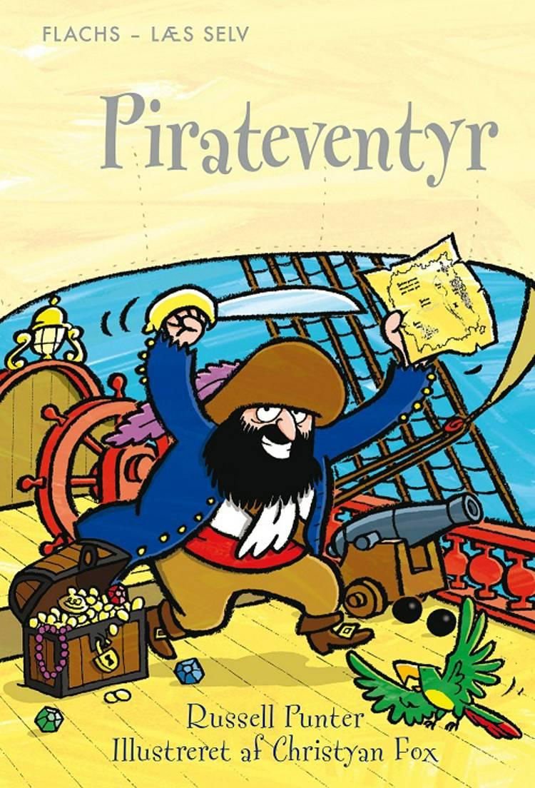 Pirateventyr af Punter og Russel