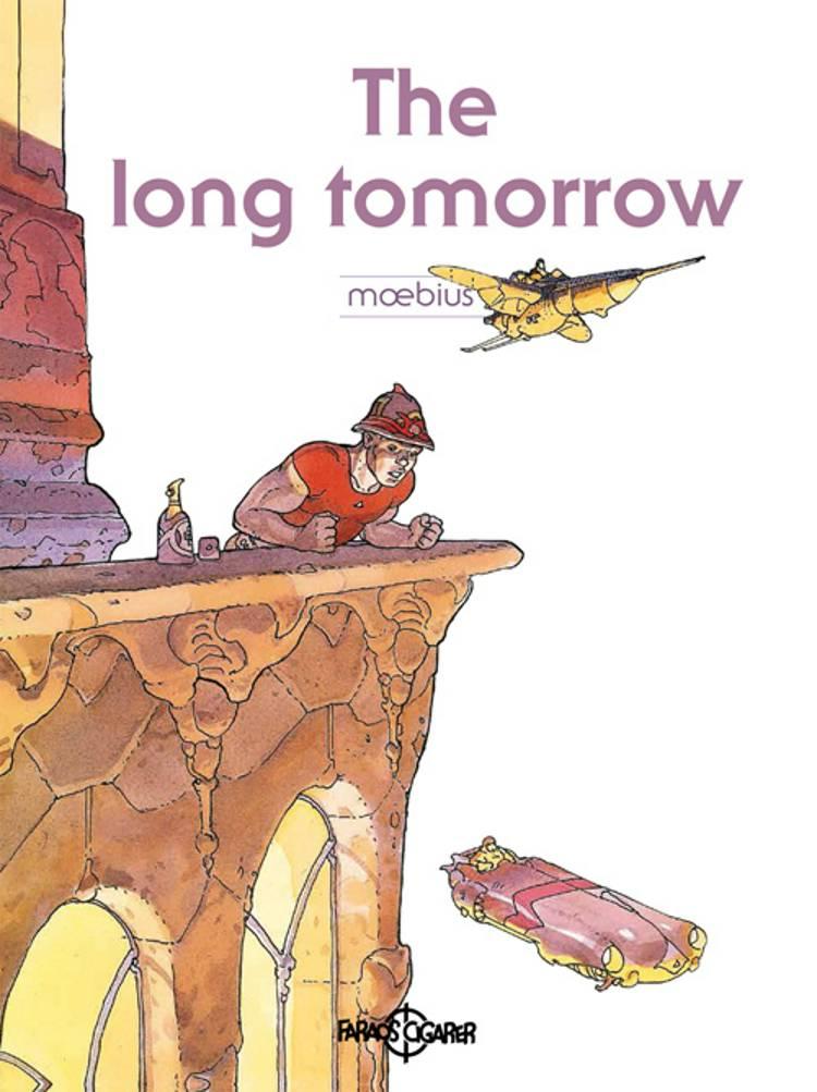 The long tomorrow af Jean Moebius
