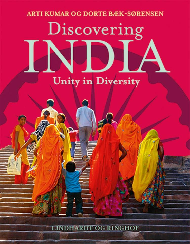 Discovering India af Dorte Bæk-Sørensen og Arti